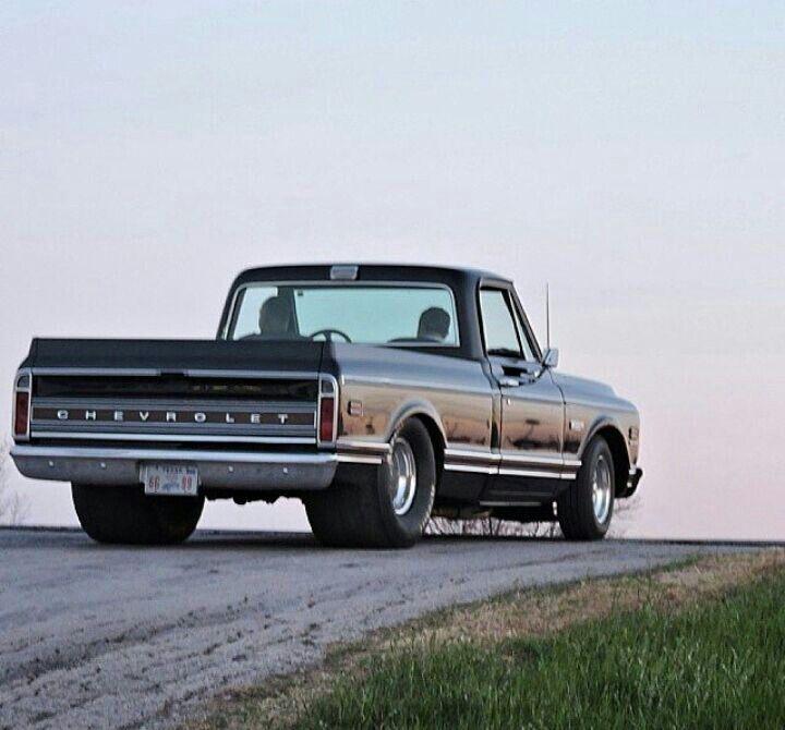 Pro Street 72 Chevy C10: Chevy C10, Chevy Trucks, Gmc Trucks, 67 72