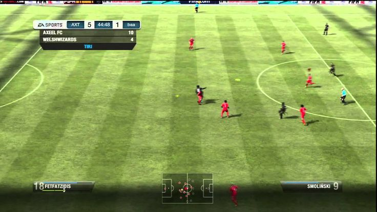 Fifa 12 Live OhAxeel - Perchè ho cambiato canale - Info Top 5 plays - Es...