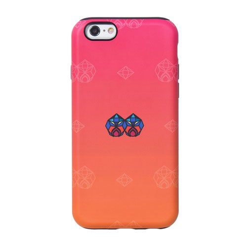:: EBLOUIR :: Robot 1 bumper case   #eblouir,#iphonecase, #phonecase, #iphone, #iphone6, #iphone6s, #plus, #colorful, #cute, #style, #accessories