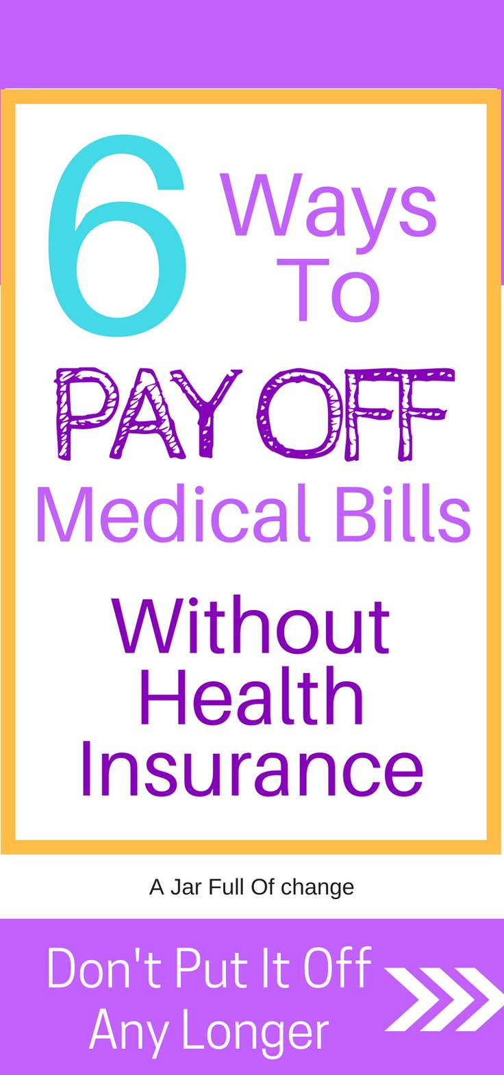how to get medical bills written off