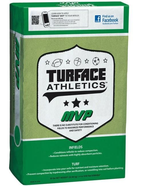 Turface Athletics 70972341 Mvp Baseball Infield Repair 50