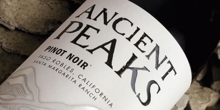 Ancient Peaks Winery - Reigniting An Established Brand on Packaging of the World - Creative Package Design Gallery
