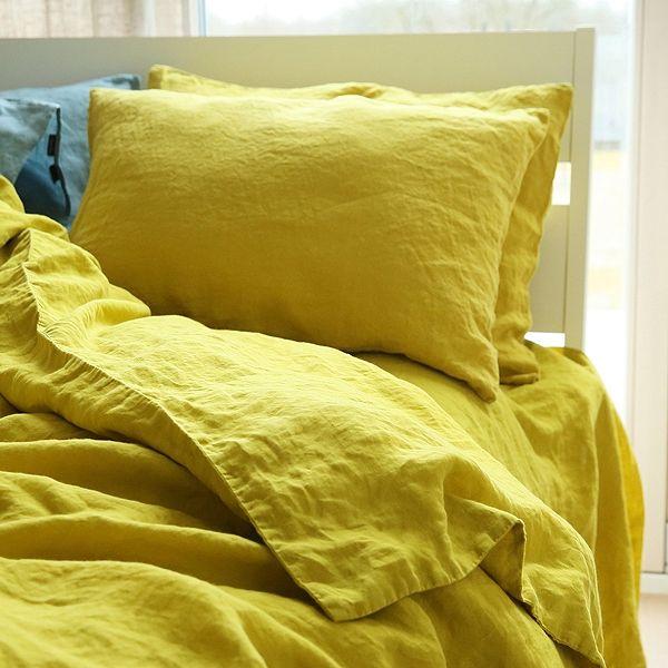 Die besten 25+ Gelbe bettbezüge Ideen auf Pinterest gelbe - hochwertige bettwasche traumen