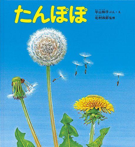 たんぽぽ (かがくのとも傑作集―どきどきしぜん)   平山 和子 http://www.amazon.co.jp/dp/4834004708/ref=cm_sw_r_pi_dp_Y11cxb0RT2SS8
