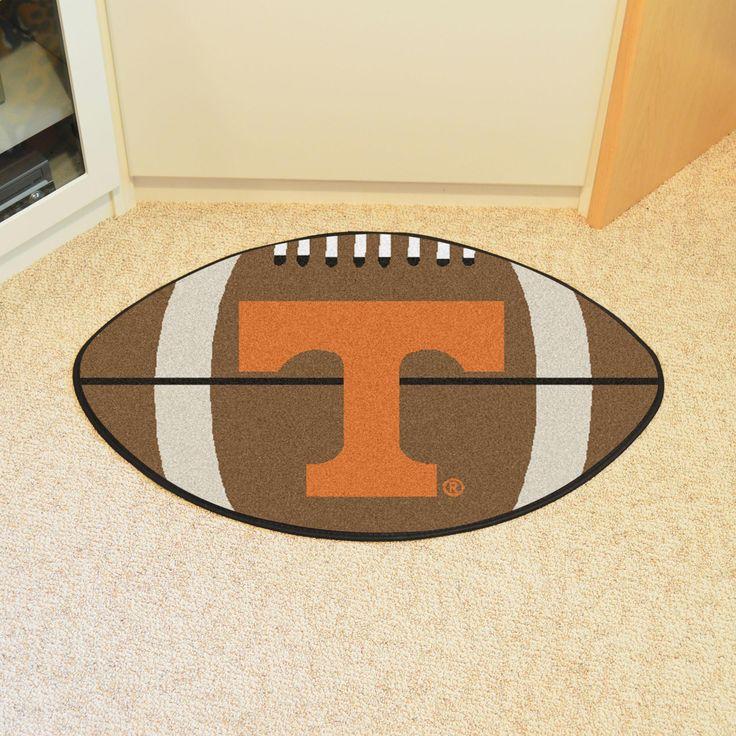 University of Tennessee Football Rug 20.5x32.5
