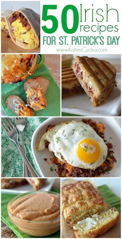 Irish recipes for St. Patricks Day, Homemade St. Patrick's Day dinner Ideas, St. Patrick's Day Party dessert ideas  #st #patricks #food   #recipes #treats www.loveitsomuch.com