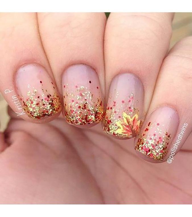 On célèbre l'automne grâce à ses 10 nail-art inspirants – Oh My Mag