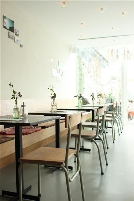 CLOUDS IN MY COFFEE is ons nieuwkoffiehuis in Gent.