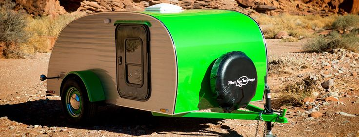 Teardrop Trailers for Sale Colorado | Teardrop Trailer Manufacturer