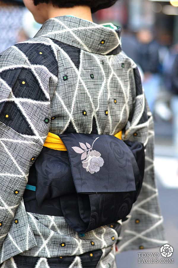kimono + obi