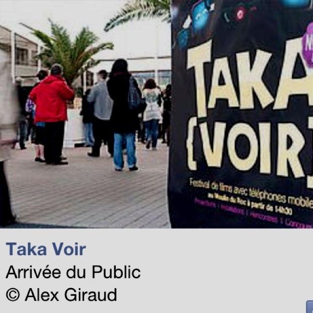 Le Festival TAKAVOIR, c'est +de 2000 euros de prix