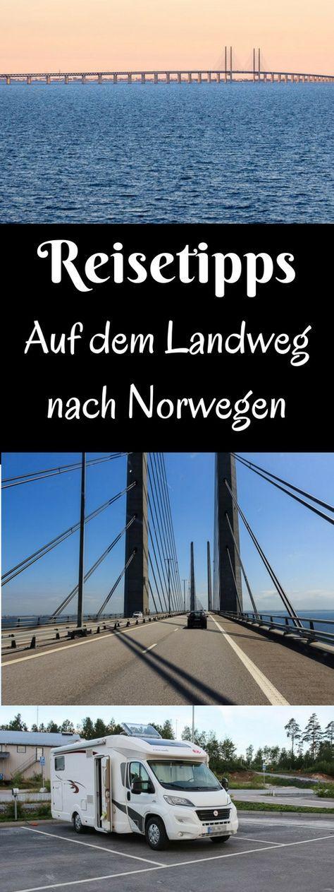 Wohnmobilreise • Auf dem Landweg von Deutschland nach Norwegen – Lutz W