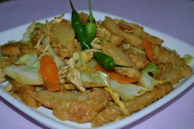 Diah Didi's Kitchen: Cap Cay Kampung a.k.a Cap Jae..