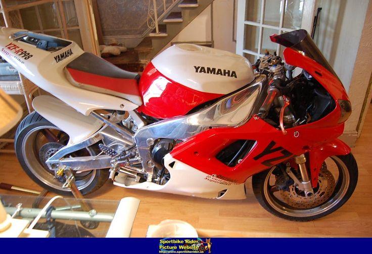 Uploaded for: JIMMIE BAKER<br>2000 Yamaha YZF-R1 - Yamaha YZF-R1 - ID: 350023
