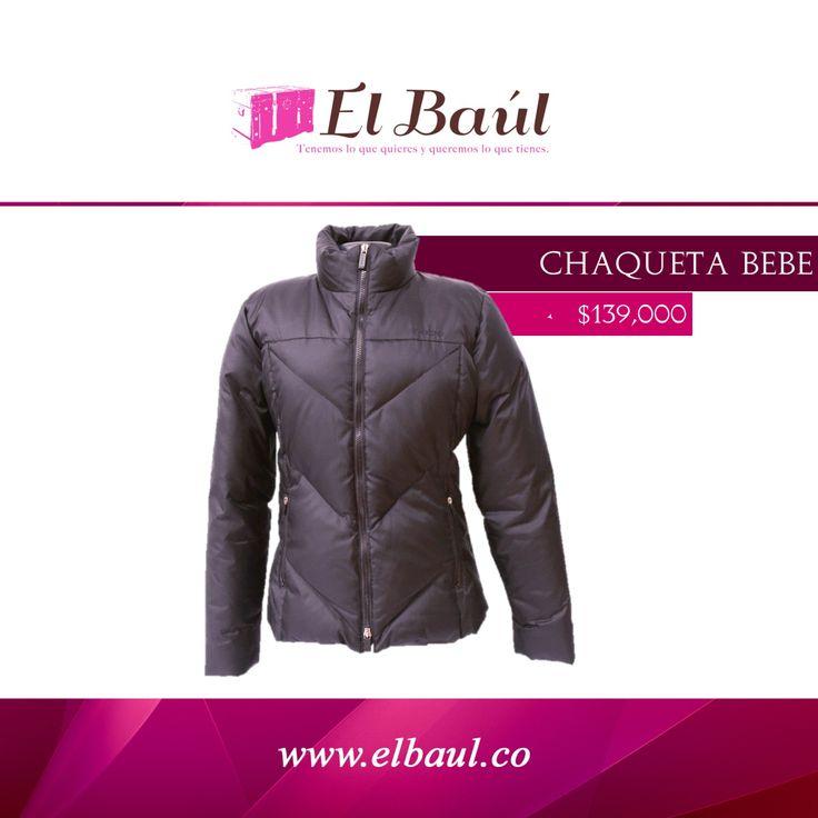 Chaqueta BEBE $139,000  http://elbaul.co/Productos/322/Chaqueta-BEBE-