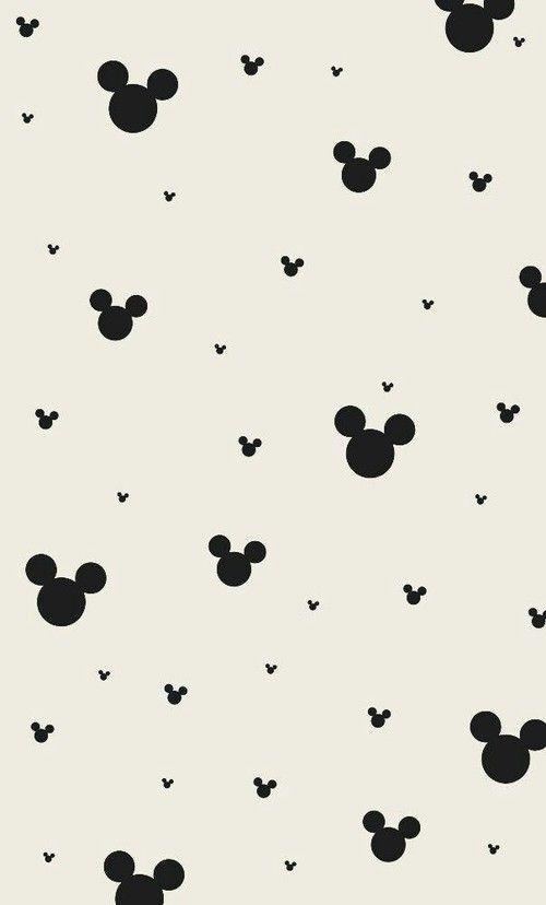 Mickey Wallpaper Full Hd 500 X 828 Papel De Parede 3d