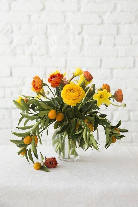 April flowers #livinginstyle