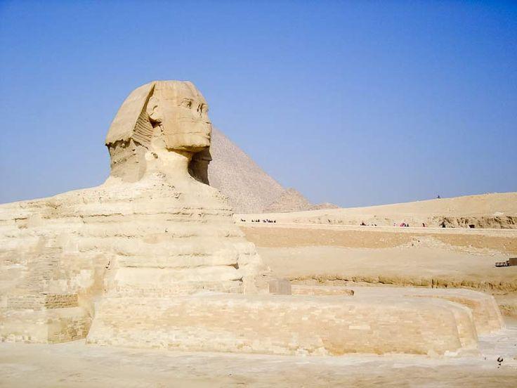 Sfinksen, Egypten