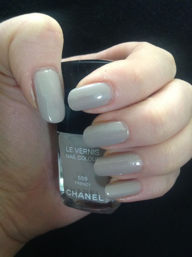 Chanel nails - 559 Frenzy