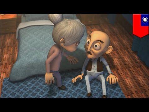 """Τι νιώθει ένα άτομο με Αλτσχάιμερ: Το animation που """"συγκίνησε"""" το Youtube... - Healing Effect"""