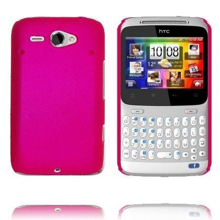 Hårdskal Version 2 (Het Rosa) HTC ChaCha-Skal