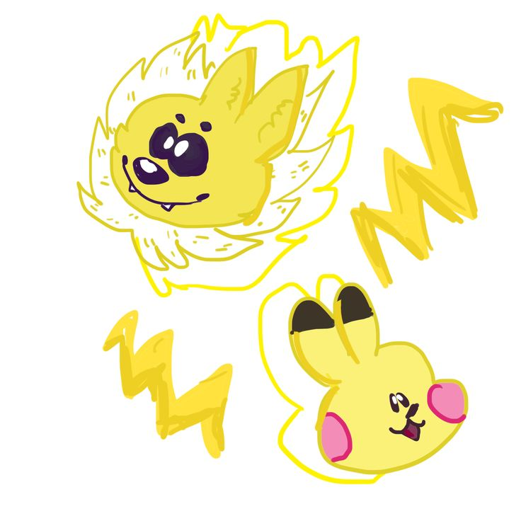 i wanted to take a pokemon quiz too, and i got electric!! totally not copying u ghostly |@3sso