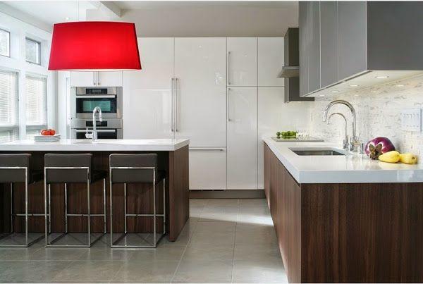 Las 25 mejores ideas sobre gabinetes de cocina pintados en for Ideas de gabinetes de cocina