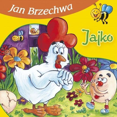 Księgarnia Wydawnictwo Skrzat Stanisław Porębski - WYDAWNICTWO DLA DZIECI I MŁODZIEŻY - Jajko