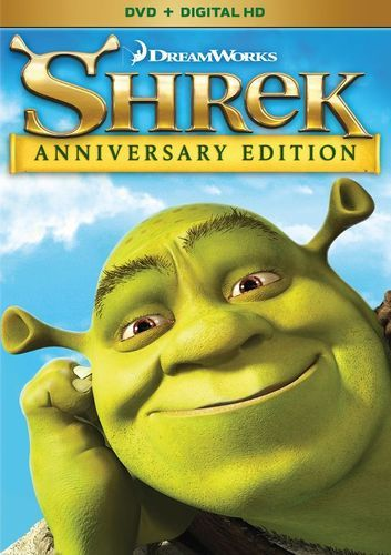 Shrek [Anniversary Edition] [DVD] [2001]