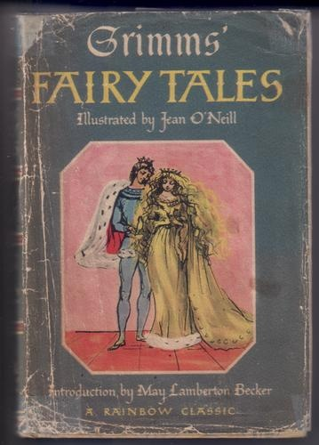 Grimms Fairy Tales - growing up, the version of the fairy tales that was at our house.  Gritty.