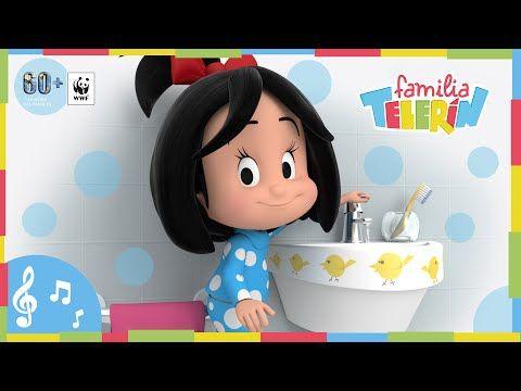 Familia Telerín. Las Mañanitas. Canciones Infantiles para Niños. - YouTube
