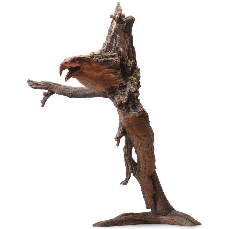 Eagle Sculpture | Big Sky Carvers | Ken White
