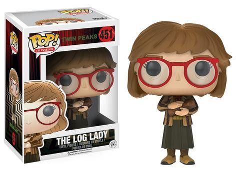 The Log Lady IN STOCK - Twin Peaks Funko Pop Vinyl Figure