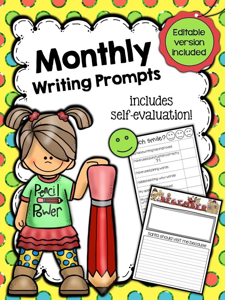 student writing prompts Learn to craft expository writing prompts to boost teens' and adults' learning and critical thinking skills while you assess content knowledge in required liberal arts courses.