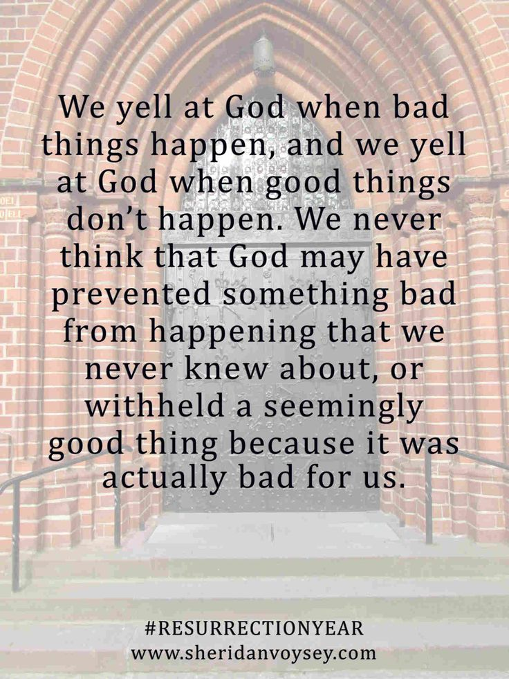 We Yell at God. From Resurrection Year: Turning Broken Dreams into New Beginnings