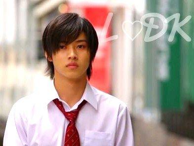 "Kento Yamazaki, J live-action Movie of manga ""L<3DK"", 2014. Plot & Movie: http://myasiantv.com/movie/l-dk/ [Eng. Sub]"