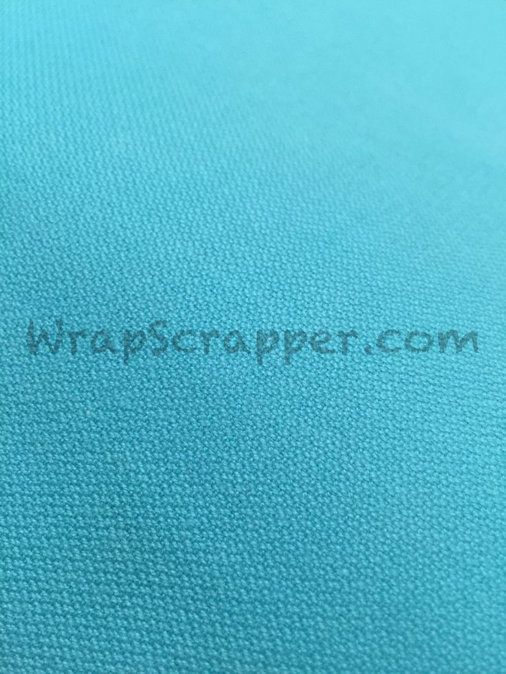 Colimacon & Cie Turquoise Wrap Scrap
