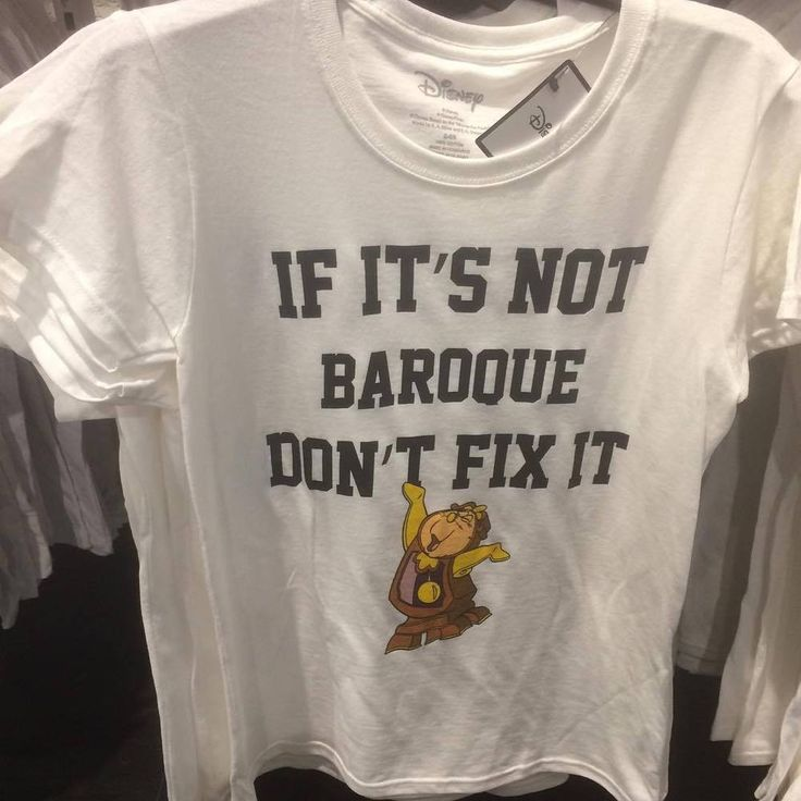 DISNEY BEAUTY AND THE BEAST COGSWORTH CLOCK T Shirt Tee Top Primark