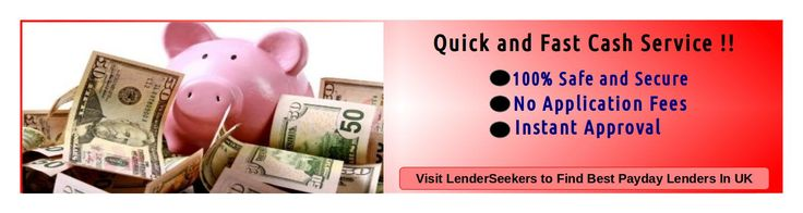 If you want 100% guaranteed loan approval, then always apply to payday loans direct lenders for emergency payday loans. Direct lenders do not charge any brokerage or extra fees like the brokers and are very genuine, honest and best payday loan provider.