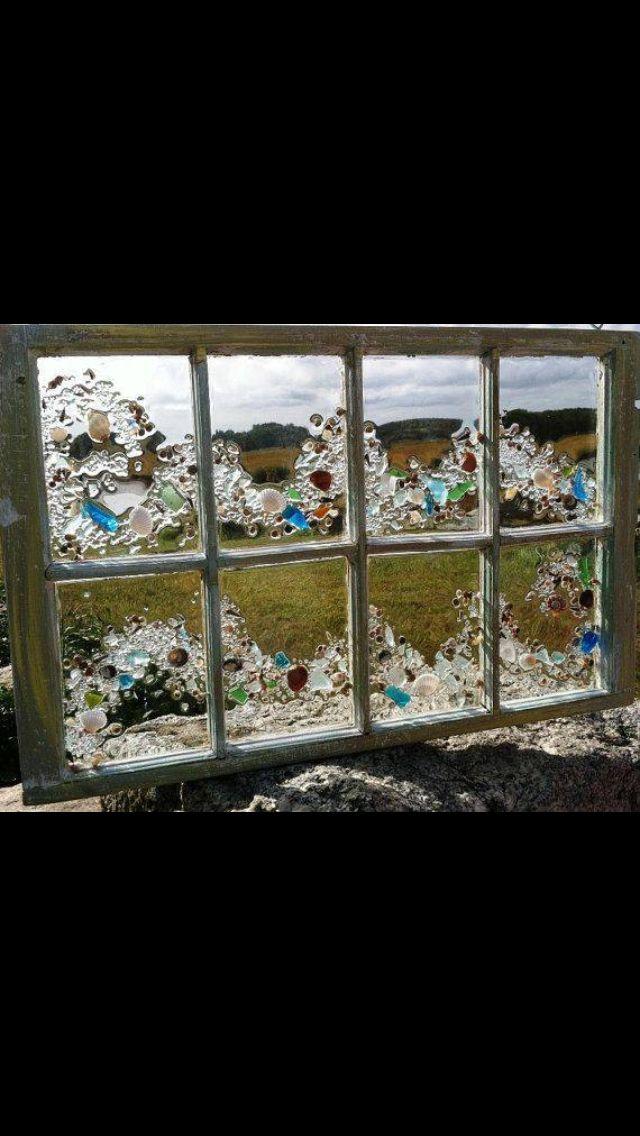 Best 25+ Broken glass crafts ideas on Pinterest   Broken ...
