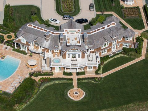 David Tepper's stunning Hamptons mansion is now complete — here is what it looks…