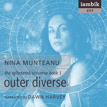 I am so excited to be listening to this awesome book on my laptop! The MP3 is amazing. The universe can unfold and bring you Nina's book. Exquisitely performed by actress Dawn Harvey.  Nina you have outdone yourself.........I am so happy to promote your stunning work.