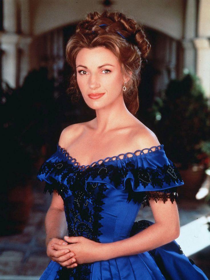 Murder mystery hair ideas.    Enchanted Serenity of Period Films: Dr. Quinn, Medicine Woman (1993-1998)