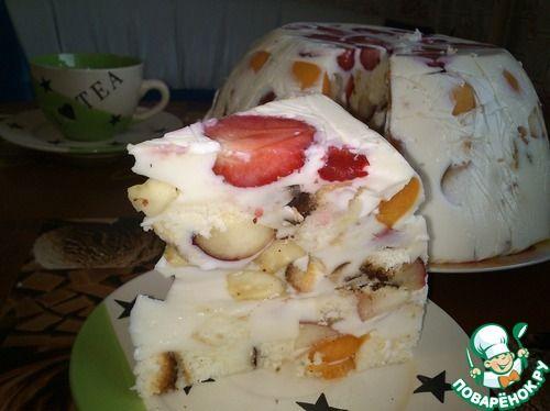 Крымский заливной торт. Обсуждение на LiveInternet - Российский Сервис Онлайн-Дневников