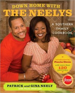 """THE COOKBOOK CLUB ~ Tuesday, MAY 5th, 2015 @ 7 pm ~ This month's choice is """"Down Home with the Neelys: A Southern Family Cookbook"""""""
