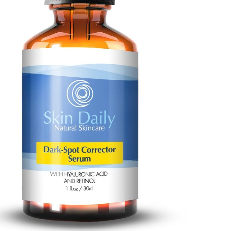 Best Dark Spot Corrector For Face Serum - Effective for Melasma, Acne, Age Spots, Dark Spots, and Sun Spots- Contains Hyaluronic Acid, Witch Hazel, Salicylic Acid, Retinol (1%), Glycolic Acid, - 1 oz >>> Don't get left behind, see this great  product : Face Oil and Serums
