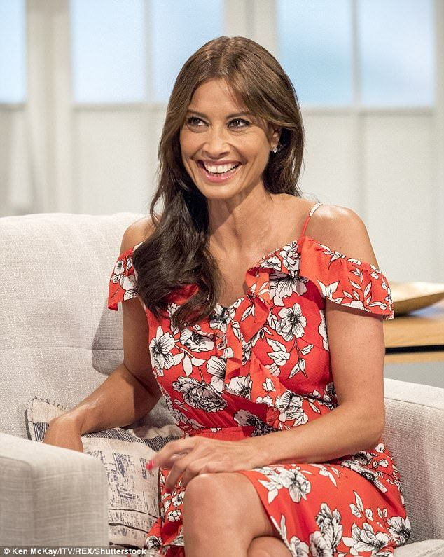 'It's long overdue': Melanie Sykes, 46, has shown her support for show bosses decision to include same sex couples on the revamped version of Blind Date