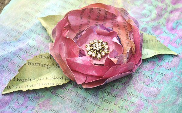 Paper Flourish: Janine Koczwara