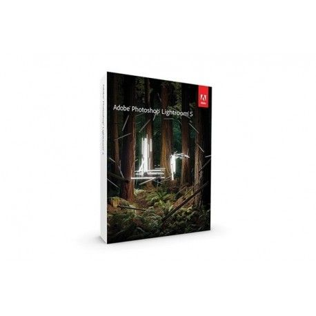 Photoshop Lightroom 5  Condition New  Adobe Photoshop Lightroom 5 makes everything about digital photography easier  $99.38