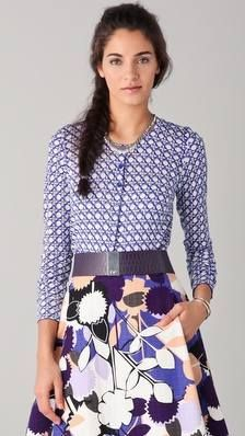 Giveaway – Diane von Furstenberg sweaters at Shopbop